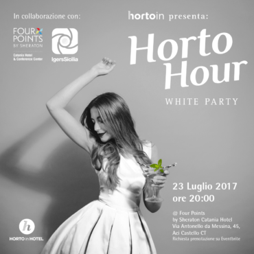 Horto Hour – White Party